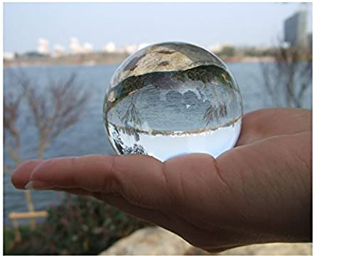 Crystal Sphere Glass Ball 2.36