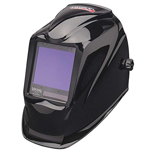 Lincoln Electric K3034-4 VIKING 3350 Welding Helmet, Black