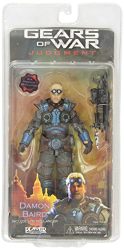 "Neca Gears of War Judgment - Baird 7"" Action Figure"