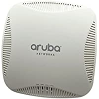 HP Aruba Instant 205 Wireless Access Point, 802.11 n/ac, 2x2:2 Dual Radio, up to 867Mbps , Integrated Antenna - JW213A