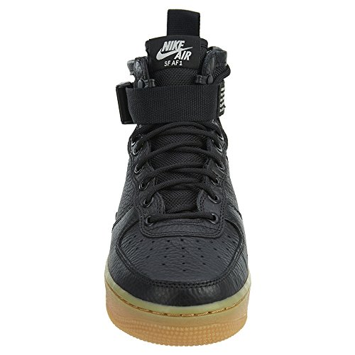 SF Mid Light Grey gum W AF1 Nike Vast Grey Brown Black Vast Black 6xBf5Pt