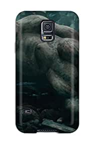 Flexible Tpu Back Case Cover For Galaxy S5 - The Hobbit 29