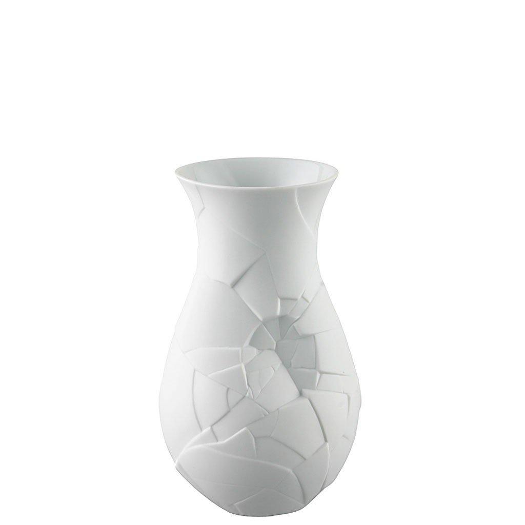 Rosenthal Vases of Phases 8 1/4-Inch Vase, White by Rosenthal