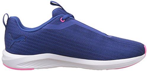 Puma Damen Lauf Running Schuh Prowl Blau Weiß Pink alle Größen Neu mit Karton