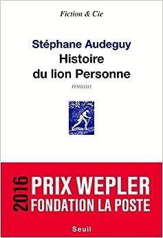 Book Histoire du lion personne