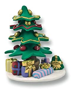 Sapin de no l en p te d 39 argile pour d coration for Decoration de noel amazon