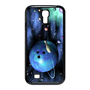Custom High quality and inexpensive,cheap and fine phonecase, Bowling Pins black plastic case For SamSung Galaxy S4 I9500