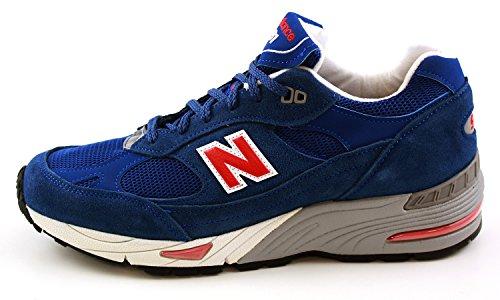Blå Grå M991gl Sneaker Balanse Ny pwtv8ACq