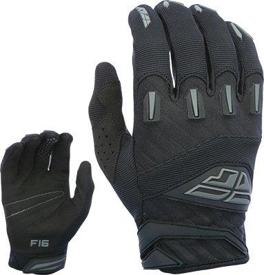 Fly Racing unisex-adult F - 16手袋ブラック、サイズ6 / Youth Large ) B071223HH1