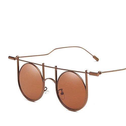 de Hombres de Mostrar Sol Europeas de Cool y de Sol la Sol Gafas a los Americanas Personalidad Nuevas Estilo de Tendencia Estilo de Versión Axiba Gafas pie creativos E con de R Regalos Gafas Etro zUgwU10q
