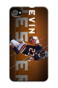 Case Cover For Ipod Touch 4 Protective Case,Unmatched Football Iphone 5/5S /Chicago Bears Designed Case Cover For Ipod Touch 4 Hard Case/Nfl Hard Skin for Case Cover For Ipod Touch 4
