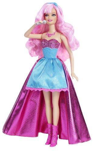 Barbie Prinzessin und der Popstar Tori Puppe Mikrofon Amazon