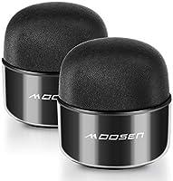 Enceinte Bluetooth Portable, moosen Petit Haut-parleur Waterproof sans fil IPX5 avec son HD et Basses Profondes, Micro...