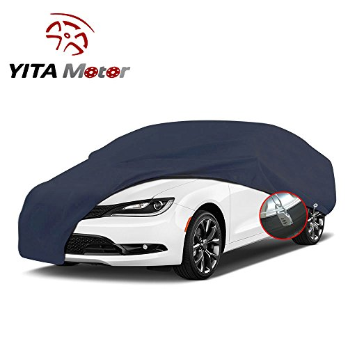 YITAMOTOR Resistant Waterproof Cover Fits inches