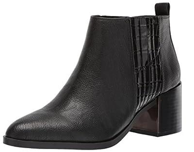Nine West Women's Walburga Synthetic Ankle Boot