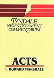 Acts of the Apostles: An Introduction and Commentary (Tyndale New Testament Commentaries)