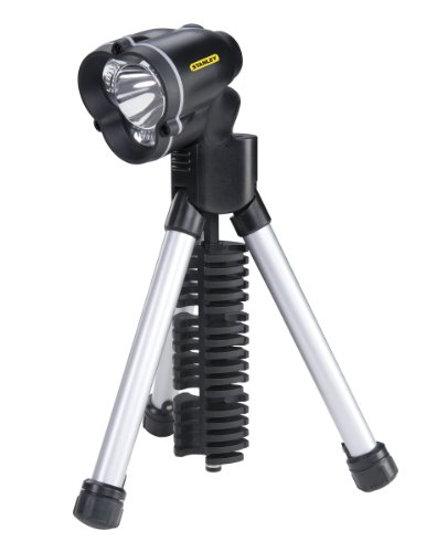 Stanley 95-112W Tripod LED Flashlight ()