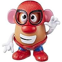Hasbro- Autre E2418 Mr Potato Spiderman, Clasico, Multicolor
