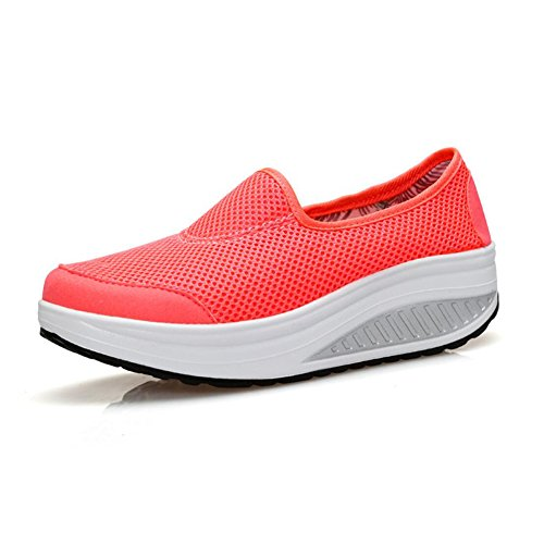 Chaussures plats Ons amp; Shaking Automne Sneakers Mocassins Femmes Chaussures Mocassins Chaussur Toile Printemps Slip Chaussures sport Chaussures Chaussures de Fitness de Shake Chaussures Une Shake Conduite wxxfqO