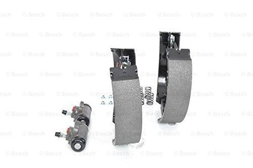 Bosch 204114630 zapata de freno de tambor