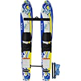 RAVE Sports Steady Eddy Trainer Combo Water Skis