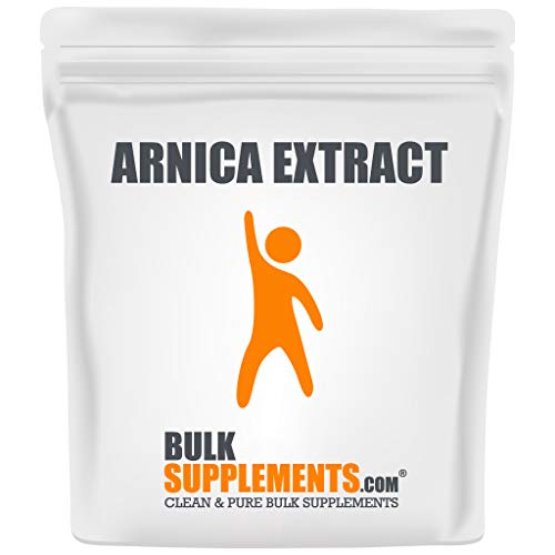 Bulksupplements Arnica Extract Powder (250 Grams (8.8 oz) Powder)