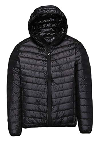 Duck Fit Regular AS8 Mogogo Down Coat Size Full Zip Weight Color Mens Plus Light Pure ZnRx8PwCqR