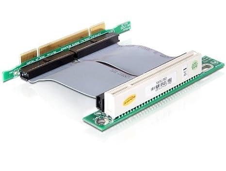 DeLock 41793 - Tarjeta de expansión PCI (32 bits, Cable Flexible ...