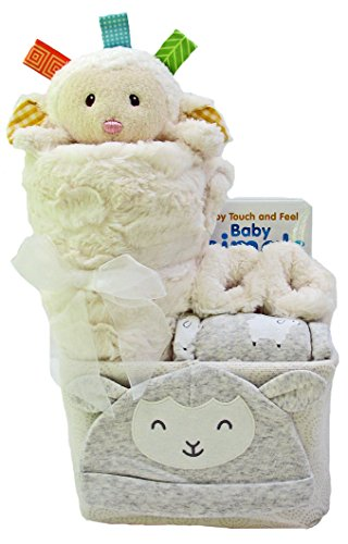 Convertible Set Gown (Great Baby Gifts - Welcome New Baby Gift Basket Set – for Boy, Girl, Neutral, Unisex)