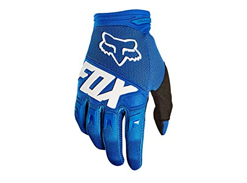 2019 Fox Racing Dirtpaw Race Gloves-Blue-XL ()