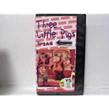 Three Little Pigs Sing a Gig