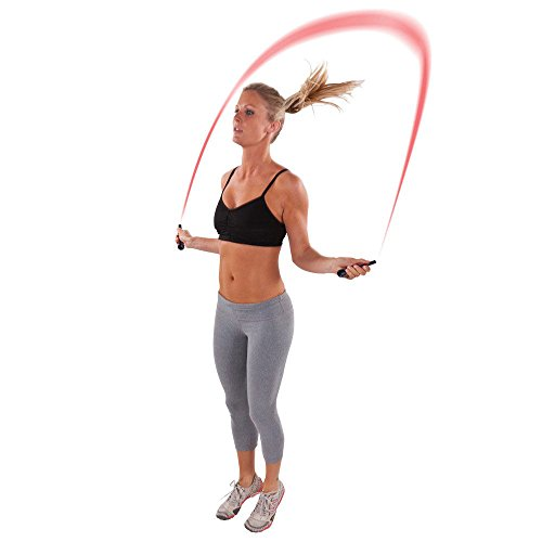 GOFIT Lightning Speed Jump Rope Assorted Colors One Size