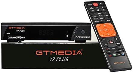 GT MEDIA GTMEDIA V7 PLUS DVB-S2/T2 FTA Satellite TV Receiver
