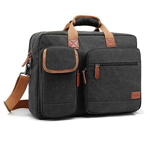 """15.6/"""" Zipper Laptop Shoulder Bag Business Messenger Handbag Briefcase F Dell HP"""