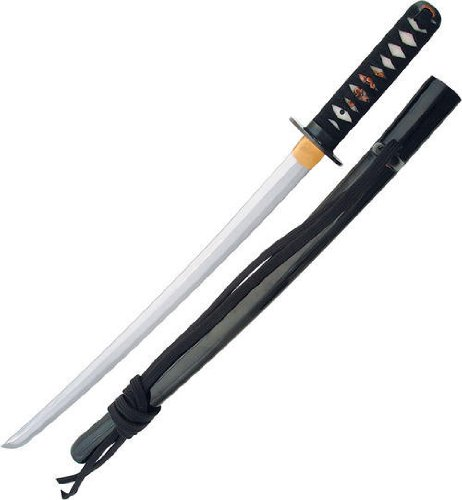 Paul Chen 2061 Practical Wakizashi with Simulated Rayskin - Chen Wakizashi Paul