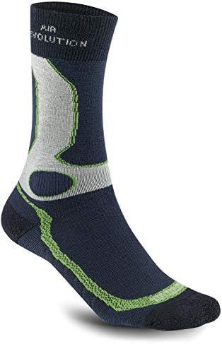 40-43 Air Revolution Dry Merinowolle  Gr Meindl Merino Trekking Socken