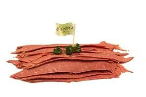 Canter's Deli, Corned Beef Sliced Lean, 3/4 lb
