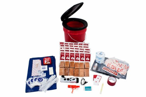 Guardian Survival Classroom Lockdown Deluxe Emergency Kit, 30 Person by Guardian