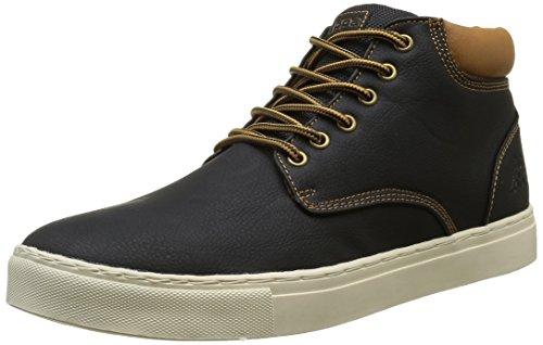 Kappa Coutem 2 - Zapatillas de deporte Hombre Negro - Noir (Black/Tan)