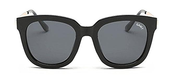 Amazon.com: gamt Retro HD polarizadas anteojos de sol Moda ...