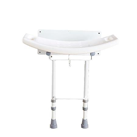 YSD Bad Stuhl Aluminium Bad Stuhl Badezimmer Badezimmer Stuhl Dusche ...