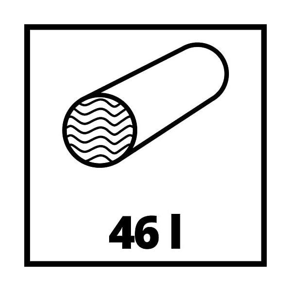 Einhell-3415302-Rullo-GC-Gr-57-Larghezza-32-Cm-di-Diametro-possibilita-di-Riempimento-Laterale-con-Chiusura-Rosso-46-Litri