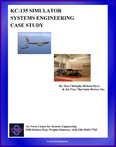 (KC-135 Simulator Systems Engineering Case Study - Technical Information and Program History)
