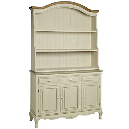 SHABBY CHIC FRENCH STYLE COUNTRY DRESSER FULL RANGE OF MATCHING