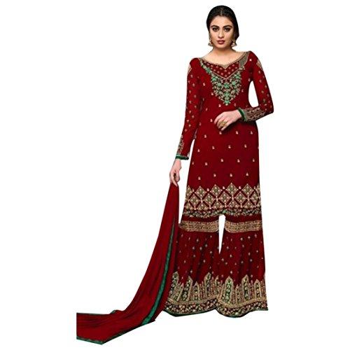 le EMPORIUM Salwar donne Nikah Wear 2786 ETHNIC Kaftan tradizionale Gonna Hijab Abito Cerimonia per ETNICO EMPORIUM misura Collezione musulmane Matrimonio Party Girl su Garara x4dw6F0qd