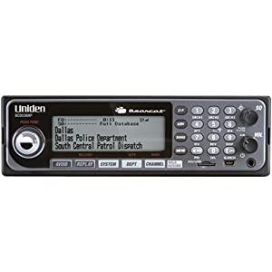 Uniden BCD536HP Digital Phase 2 Base/Mobile Scanner with HPDB and Wi-Fi