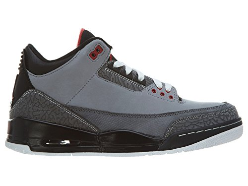 Nike Air Jordan 3 Retro Stealth - 136064-003 -