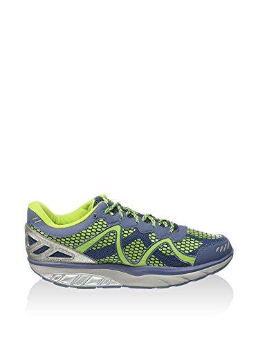 Grigio 700462 verde Lime fitness LIGHTWEIGHT MBT blu JENGO scarpe uomo 7UwOOxF6n