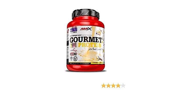 AMIX Gourmet Protein 1 Kg Coco-Vainilla-Yogurt 1000 g