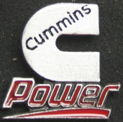 Cummins-power-badge-hat-lapel-pin-cap-emblem-logo
